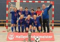 Hallenmeister Damen 2019