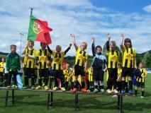 Pokalendspiel E-Junioren 2015